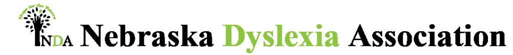 Nebraska Dyslexia Association